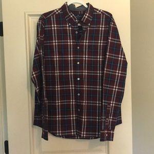 New American Eagle Button Down Shirt